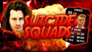 5 Suicide Squad Weapons vs Fruit Ninja