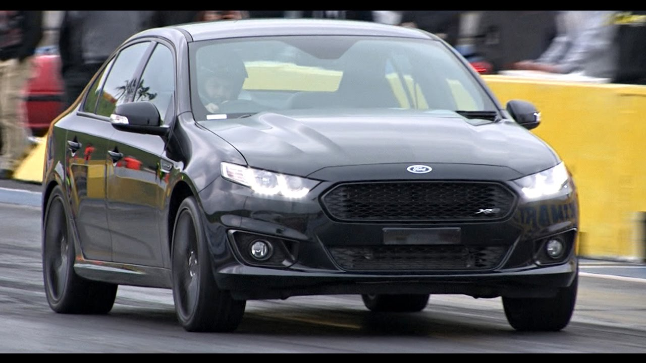 Ford Falcon Xr8 Sprint 1 4 Mile Youtube