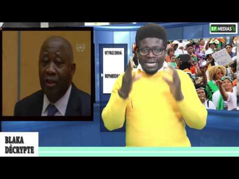 Procès Gbago ou le livre de l'infantilisation des africains