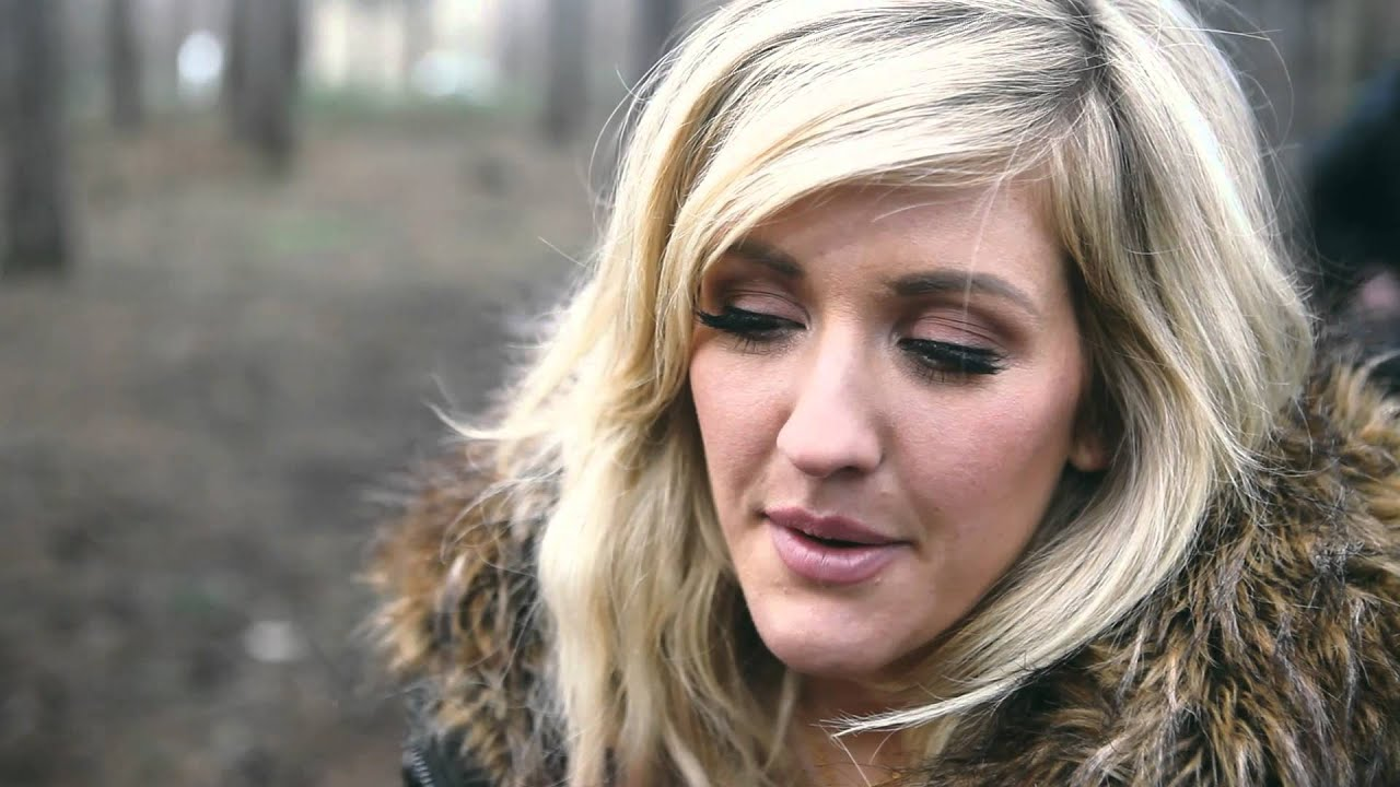 ellie goulding burn hd wallpaper