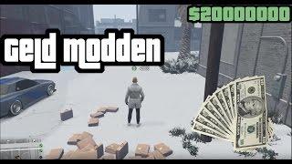 WIR MODDEN EUCH GELD 2.0!!! [GTA 5 MODDING] | Fies Gaming