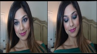 Holiday Glam Makeup Thumbnail
