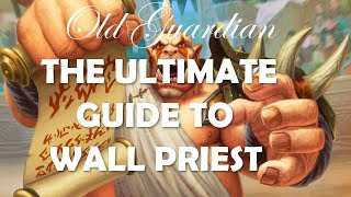 The Ultimate Wall Priest Guide: Strategy, Mulligans, Gameplay (Hearthstone Rastakhan deck)