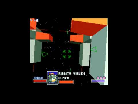 Let's Play StarWing - #14 - Route 3: Asteroid