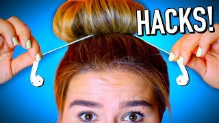 10 Simple Life Hacks you won