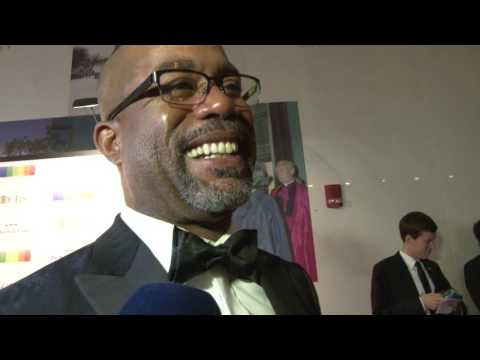 Darius Rucker at 2016 Kennedy Center Honors