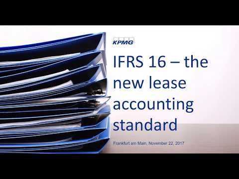 Open End Finance Lease: The alternative funding method arising from IFRS16