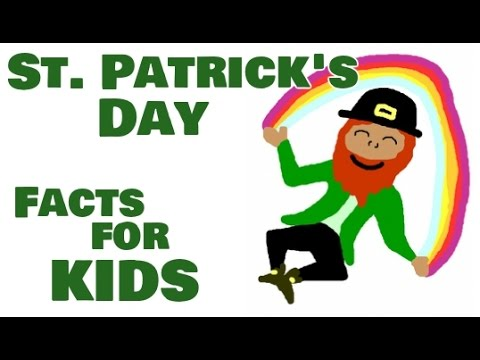St. Patrick's Day Facts for Kids