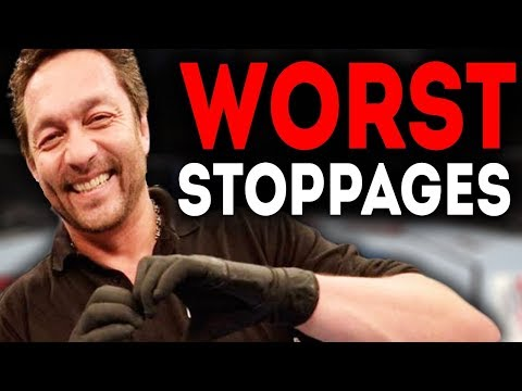 WORST Late Stoppages in MMA/UFC History