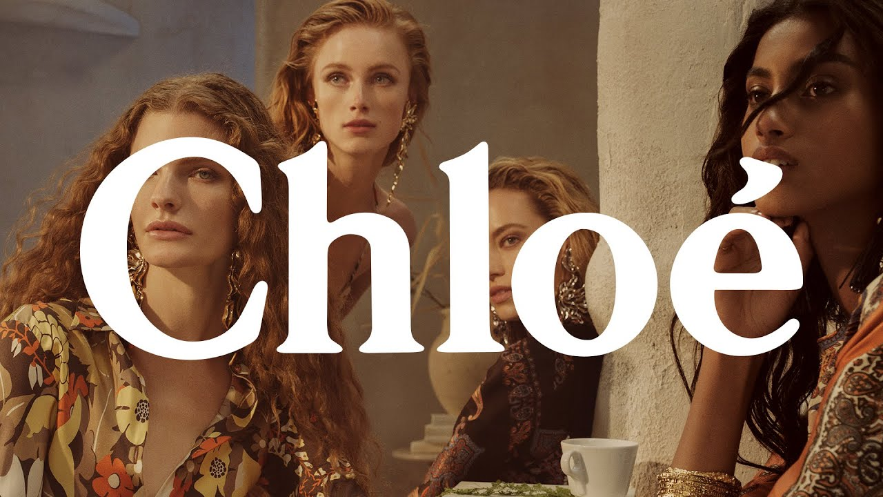 "[VIDEO] - Chloé Spring Summer 2019 Campaign: ""A Warm Soft Parade"" Part 1 5"