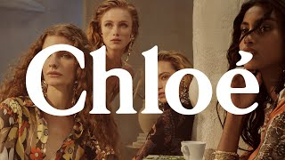 "Chloé Spring Summer 2019 Campaign: ""A Warm Soft Parade"" Part 1"