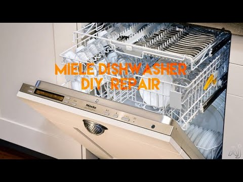 Miele Dishwasher Motor Keeps Starting And Stopping (FIXED)