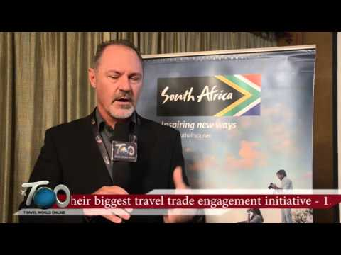 Mr. David Frost - Chief Executive Officer , South Africa Tourism