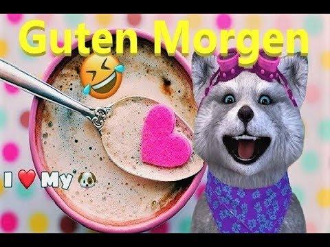 Pott Kaffee Guten Morgen Woche Grüße An Dich Mittwoch Ein Schönen Tag