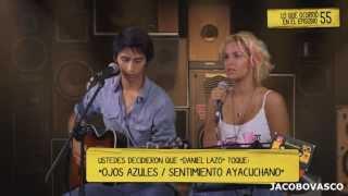 Daniel lazo - si no es contigo - vivo - en Social Estudio -2014 - HD