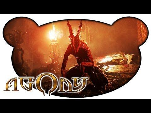 Agony - In der Hölle ist noch immer Platz! (Let's Play Horror Gameplay Deutsch Facecam Bruugar)