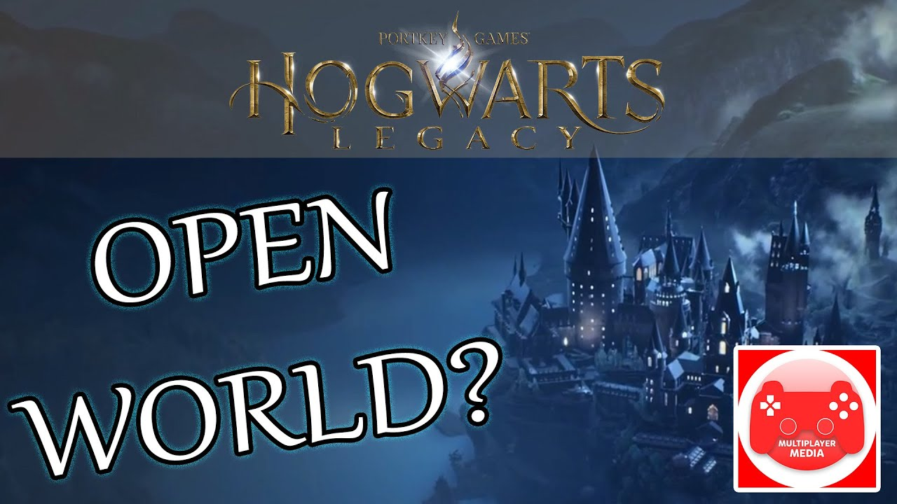 Will Hogwarts Legacy be open world? (New Harry Potter RPG)