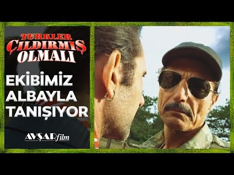 Türkler Çıldırmış Olmalı - Ekibimiz Albayla Tanışıyor