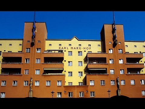 How Working Class In Vienna Solved Their Housing Crisis-Make The Rich Pay For Working Class Housing