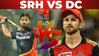 SRH Vs DC | IPL 2019