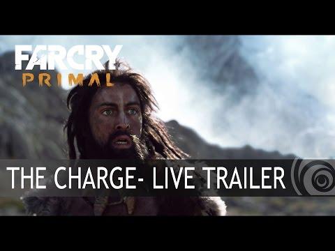 Far Cry Primal – Alla Carica - Live Trailer [IT]