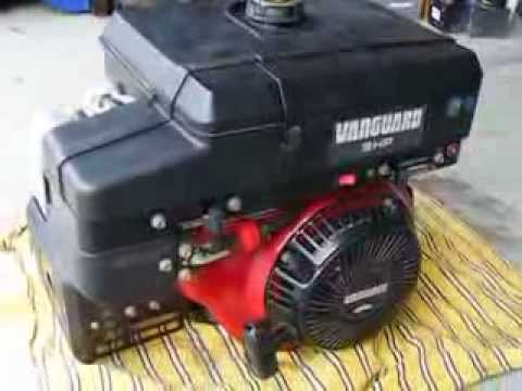 9 hp briggs stratton vanguard ohv engine electric start for Vanguard motors for sale
