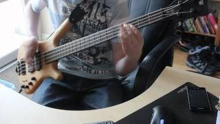 Zero Sympathy - High and Mighty Color (Bass Cover w/ Tabs)