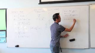 Simpson's Rule: Deriving the Basic Form (2 of 2)