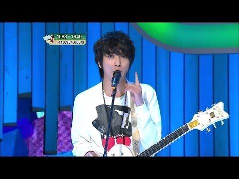 【TVPP】CNBLUE - Love Girl, 씨엔블루 - 러브 걸 @ New Life For Children