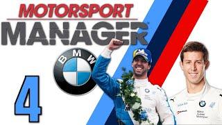 Motorsport Manager - BMW Walka o życie ! #4