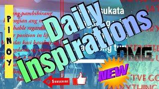 Pinoy inspiration daily kowts -