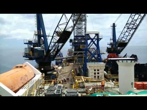 Offshore pipeline sk316