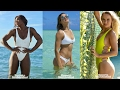 Serena  Genie Star In SI Swimsuit Issue Stars In Swimsuits