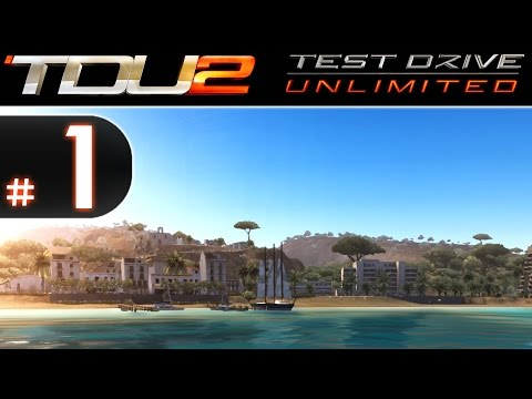 Test Drive Unlimited 2 [PS3][FullHD] - Part #1 - Welcome to Ibiza