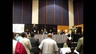 Rev. Darryl Cherry Teaches at the National Baptist Convention