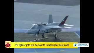 December 2014 Breaking News USA F35 Israel to buy second squadron of stealth F35 jets