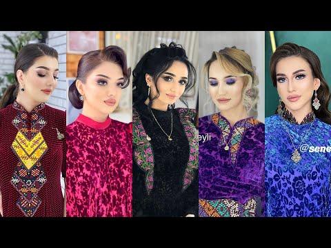 Turkmen Barhat koynek fasonlary / Pombarh fasonlar 2021