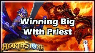 [Hearthstone] Winning Big With Priest