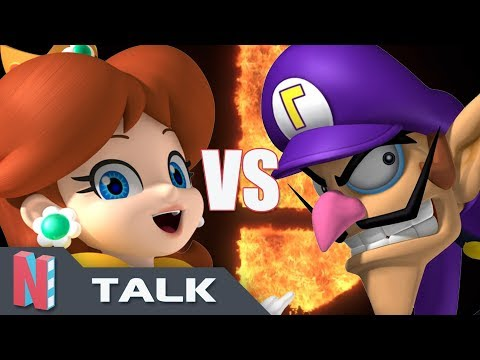 Daisy vs Waluigi | Who Belongs in Smash? — NintenCity Talk