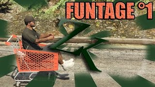 ♔ GTA 5 ♔ FUNTAGE. Surprise Mother F*cker!