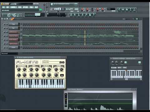 Adele someone like you fl studio cover