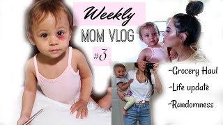 WEEKLY MOM VLOG #3! LIFE UPDATE   TRADER JOE