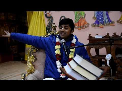 HG Amarendra Prabhu :  Power of Association