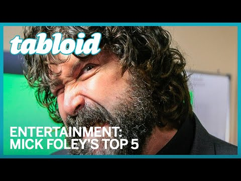 Mick Foley names his top 5 wrestlers of all time