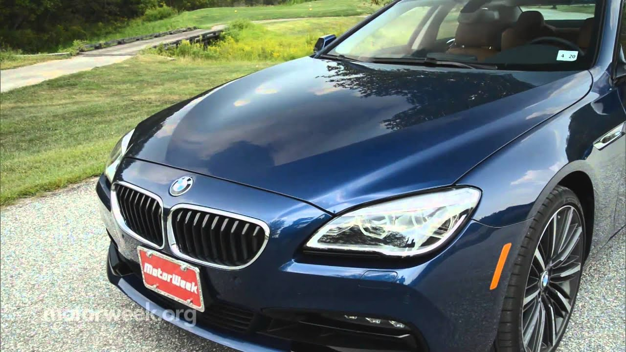 Motorweek road test 2016 bmw 640xi gran coupe 2015 435i gran coupe youtube