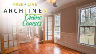 Doors and Windows - ARCHLine.XP Masterclass 3