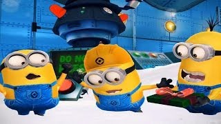 Despicable Me: Minion Rush Christmas Gameplay Trailer