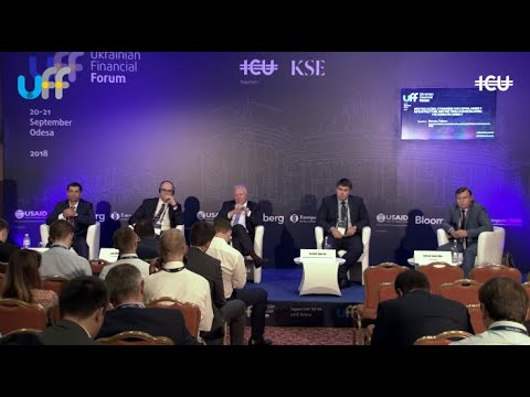 #UkrFinForum -- CAPITAL MARKET INFRASTRUCTURE AND THE TOOLS FOR THE DOMESTIC MARKET panel