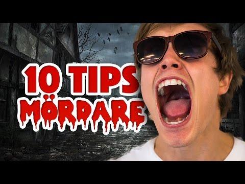 10 Tips på hur du undviker en blind mördare