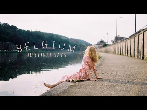 Travel Vlog Belgium Part two (Leuven & Dinant)